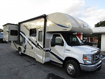 2018 Thor Four winds 28e