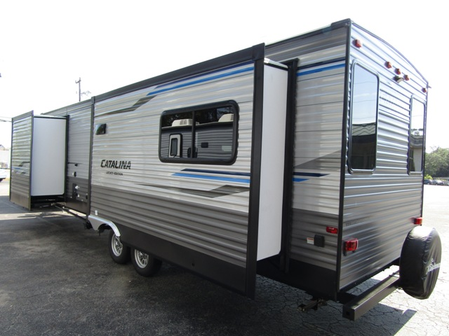 Sold 2020 Coachmen Catalina 333rets